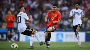 Испания - победитель молодежного чемпионата Европы