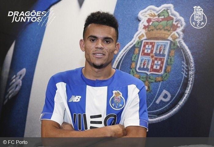 Порту объявил о трансфере полузашитника Диаса