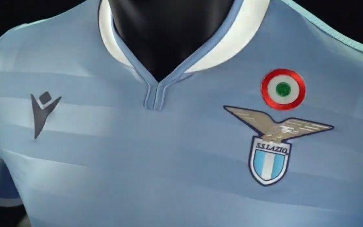 «Лацио» представил форму на будущий сезон. Фото