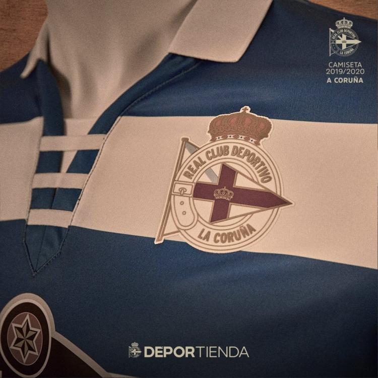 «Депортиво» представил новую форму. Фото, видео