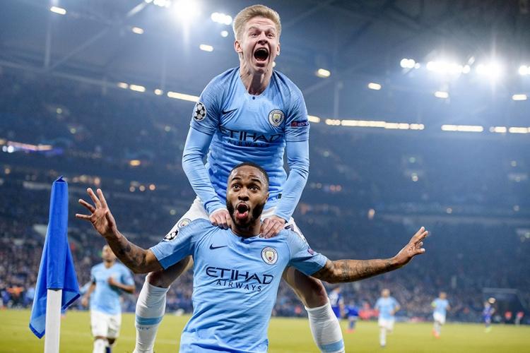 Манчестер сити вылетед