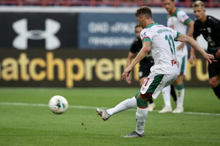 «Локомотив» и «Рубин» начали чемпионат с боевой ничьей