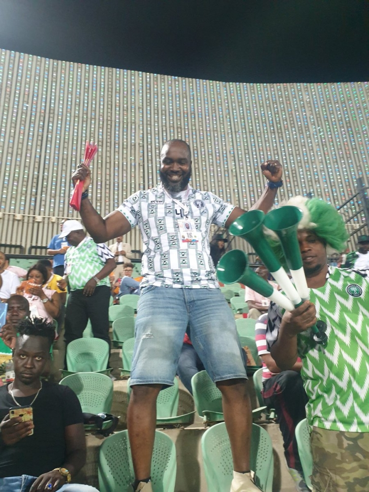 Тунис – Нигерия – 0:1. Текстовая трансляция матча