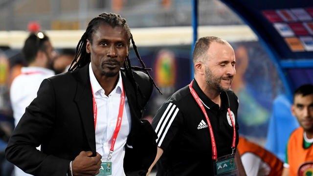 Сборная Алжира минимально обыграла Сенегал в финале Кубка африканских наций