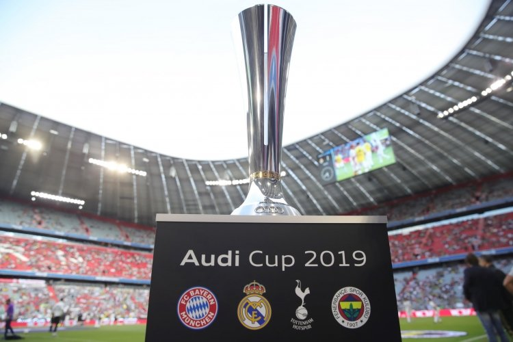 Бавария реал мадрид audi cup смотреть