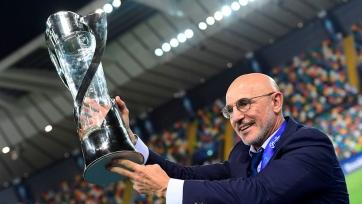 Наставник молодежной сборной Испании: «Нынешняя команда может войти в историю»