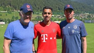 «Бавария» оформила трансфер полузащитника из Новой Зеландии