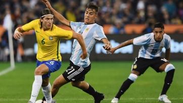 Бразилия – Аргентина. 03.07.2019. Где смотреть онлайн трансляцию матча