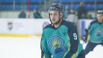 Экс-игрок «Астаны» может продолжить карьеру в Беларуси