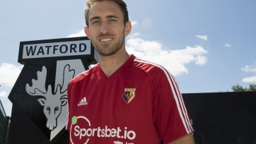 «Уотфорд» за 8 млн евро приобрел защитника «Вест Бромвича»