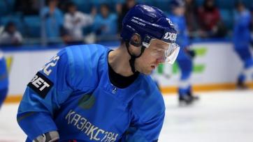 «Торпедо» продлило контракт с нападающим сборной Казахстана
