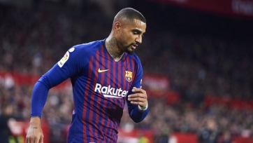 «Барселона» выкупит контракт Боатенга