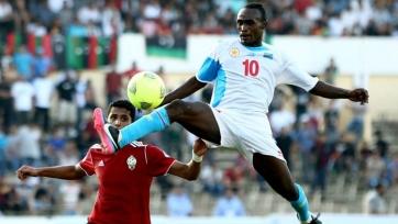 За «Астану» будет играть форвард сборной ДР Конго