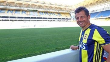 38-летний экс-игрок «Интера», «Ньюкасла» и «Атлетико» вернулся в «Фенербахче»