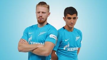 «Сочи» пополнился двумя игроками «Зенита»