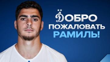 Московское «Динамо» подписало форварда сборной Азербайджана