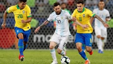 Бразилия впервые за 12 лет сыграет в финале Кубка Америки, Месси опять без титула. Видео