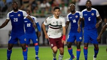 Мексика благодаря пенальти в дополнительное время обыграла Гаити и вышла в финал Золотого кубка КОНКАКАФ. Видео