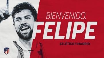 Официально: Фелипе – игрок «Атлетико»