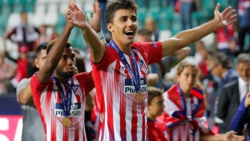 «Манчестер Сити» заплатил за игрока «Атлетико» 70 млн евро