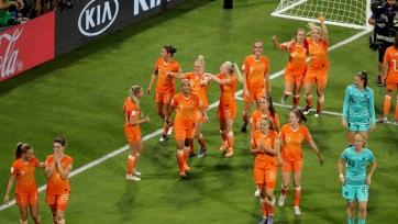 Сборная Нидерландов вышла в финал женского чемпионата мира