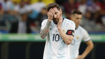 Создан мультфильм, посвященный неудачам Месси в сборной Аргентины. Видео