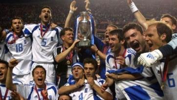 15 лет назад состоялась главная сенсация футбольных Евро. Видео