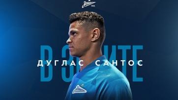 «Зенит» объявил о трансфере бразильского защитника
