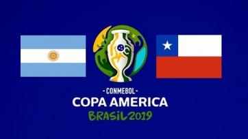 Аргентина - Чили. 06.07.2019. Где смотреть онлайн трансляцию матча