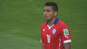 Второй игрок сборной Чили травмировался в матче с Аргентиной