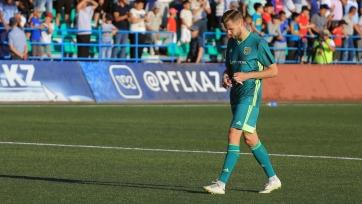 Основной полузащитник «Тобола» пропустит матч с «Ордабасы»
