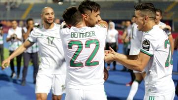 КАН-2019. Алжир разгромил Гвинею и вышел в четвертьфинал