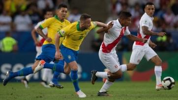 Сборная Бразилии одержала победу в домашнем Кубке Америки!