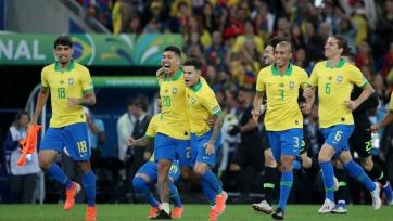 Фото с президентом, качание Тите, церемония награждения: невероятная радость сборной Бразилии. Видео