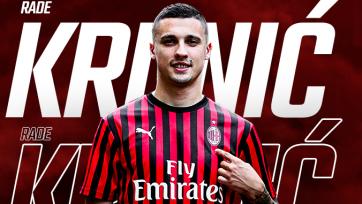 «Милан» объявил о подписании хавбека «Эмполи»