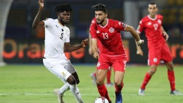KAN-2019. Tunisia national team on penalties beat Ghana and reached the quarter finals. Video