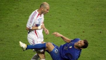 13 лет назад Зидан нанес свой самый известный удар. Видео