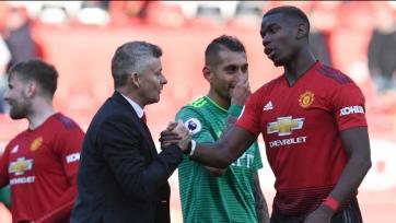 Сульшер намерен убедить Погба остаться в «Манчестер Юнайтед»