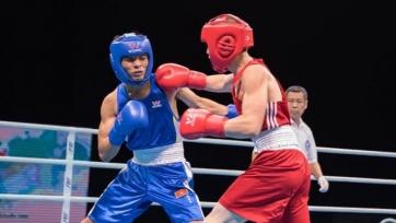Восемь боксеров из Казахстана завоевали медали на международном турнире