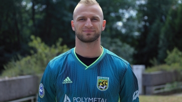 Игрок сборной Литвы продолжит карьеру в Казахстане