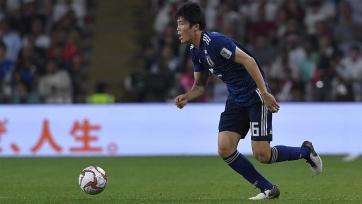 «Болонья» усилилась защитником сборной Японии