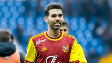 Тульский «Арсенал» продлил контракт с испанским защитником