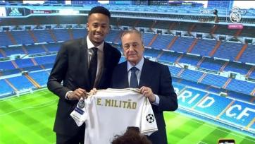 «Реал» представил еще одного новичка