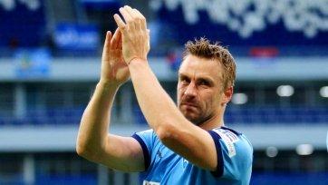 Бывший игрок киевского «Динамо» и «Днепра» в 36 лет завершил карьеру