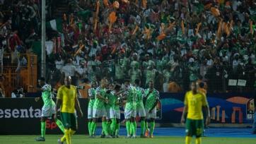 КАН-2019. Нигерия дожала ЮАР и вышла в полуфинал