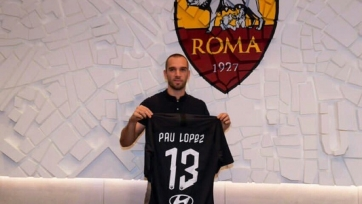 «Рома» приобрела испанского голкипера за 23,5 млн евро