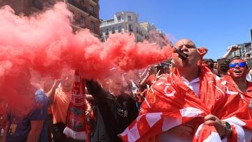 Болельщик «Ливерпуля» получил запрет на посещение матчей команды в течение трех лет