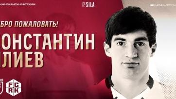 «Рубин» арендовал защитника «Ростова»
