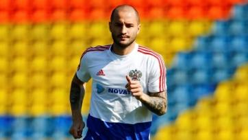 Кудряшов подписал контракт с «Сочи»