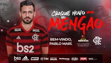 Защитник «Манчестер Сити» перебрался в Бразилию